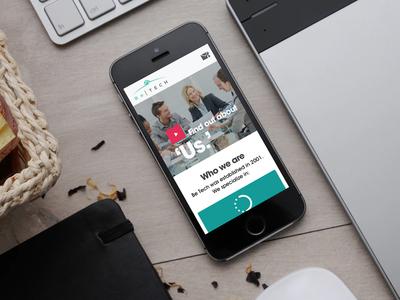 Be Tech - Mobile App