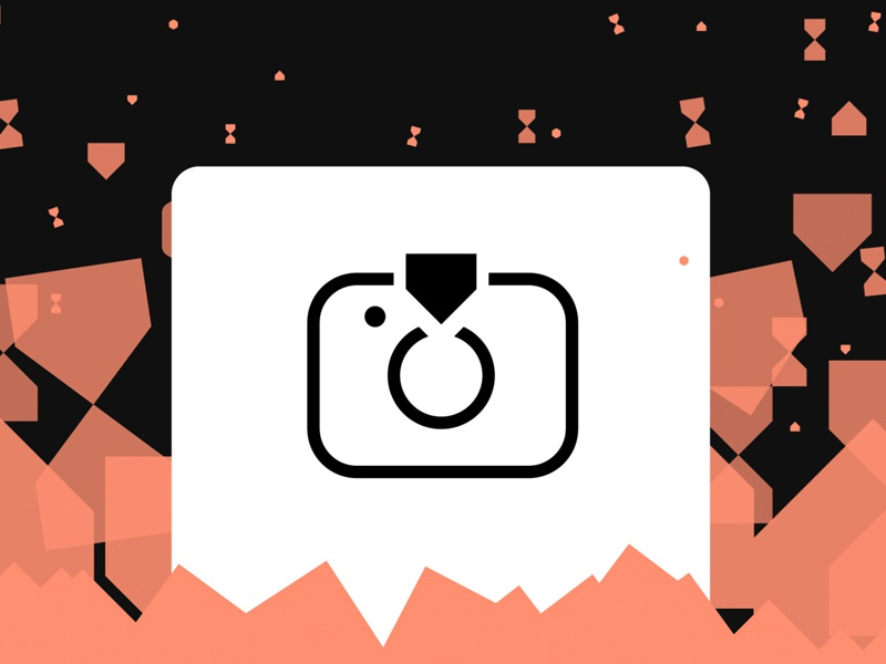 Echo Photowalk Symbol graphic design design branding brand logo symbol