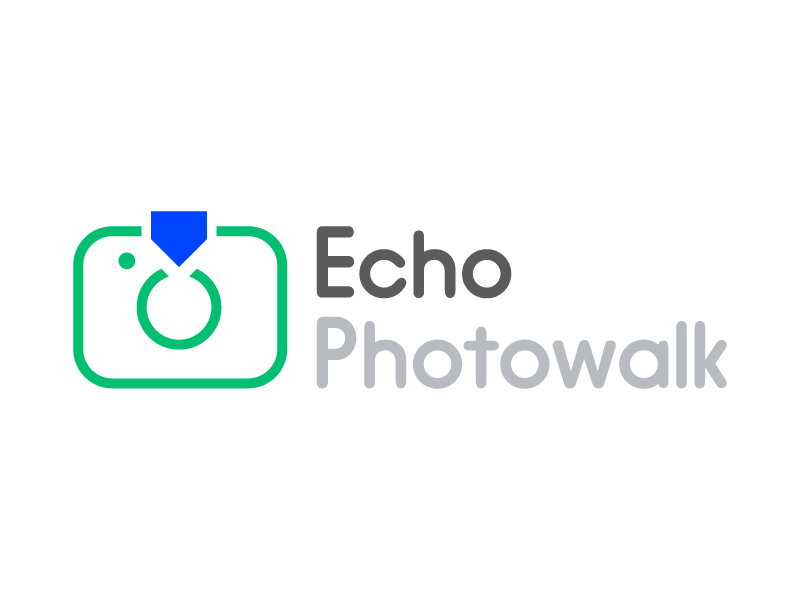 Echo Photowalk Branding Guide Line branding design