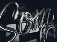 Typografiks - Monochromatic 3D
