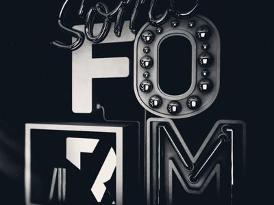 Typografiks -Some Form
