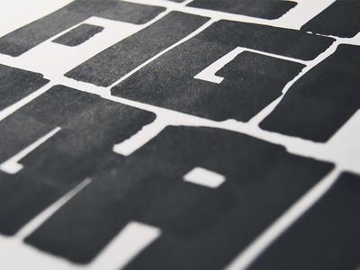 Lettering & Texture V01