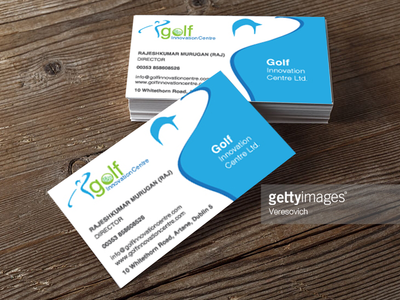 Front Business Card