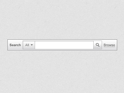 Search Box search box field grey gray interface dropdown