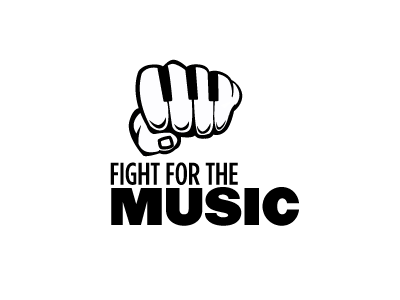 Fight For The Music fight punch music piano fist