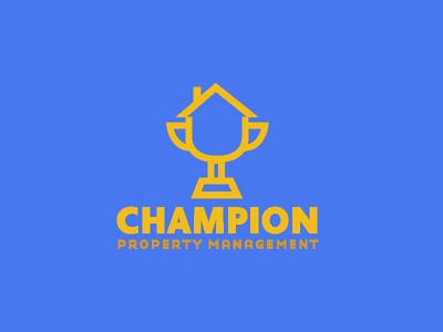Champion Property Management trophy house property champion