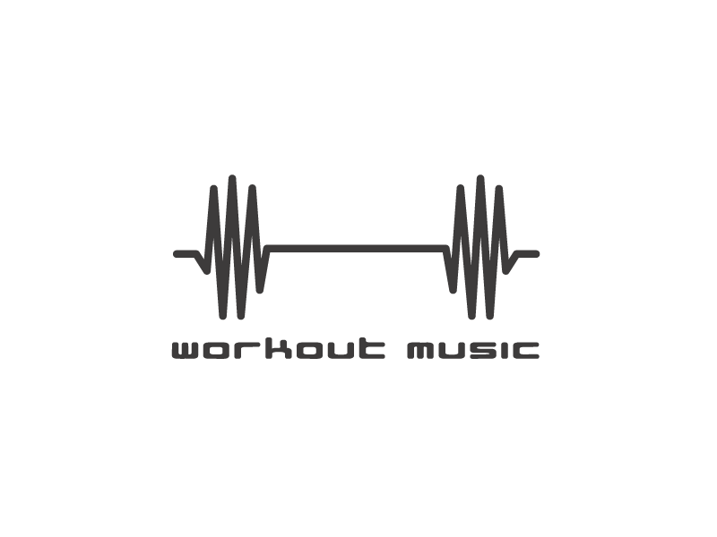 Workout Music by Mario Ronci on Dribbble
