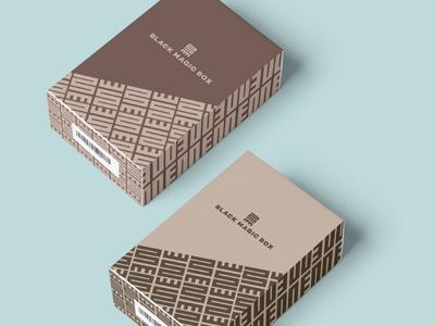 Black Magic Box Boxes
