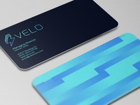 Velo Business Cards