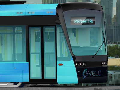Velo Train Front