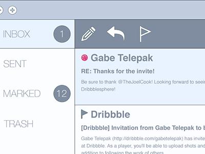 Thanks Gabe Telepak invite email
