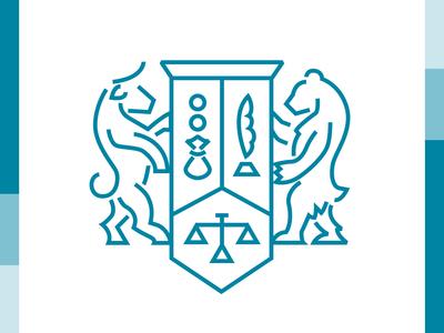 Business Career Fair Badge/Crest