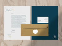 College Church Branding Collateral