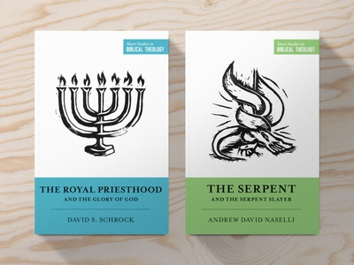 New Illustrations for Crossway flame candle menorah snake green blue icon book simple minimal church illustration design christian