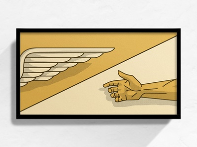 Blog Illustration - How Do We Relate to Angels?