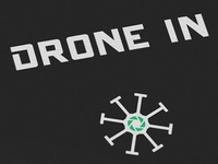 Drone In Business Cards
