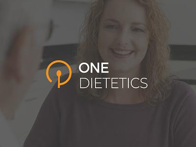 One Dietetics branding manchester company design logo