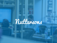 Nuttersons Rebrand