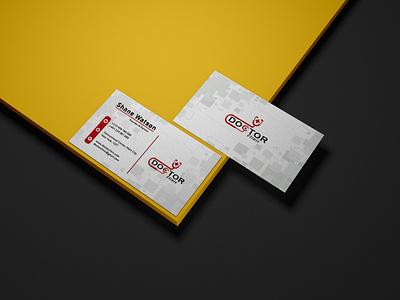 Business Card branding graphic design logo