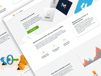 Raising Finance landing page