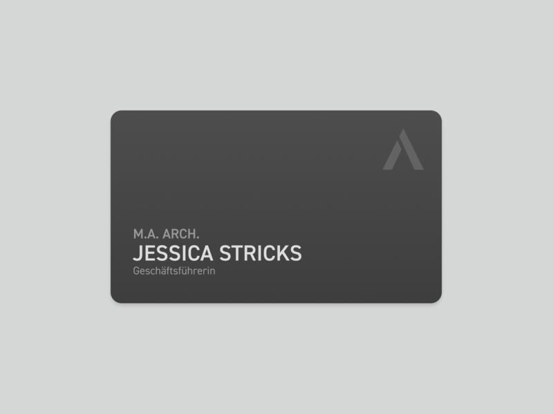 BIT • Business Card - DARK business card businesscard