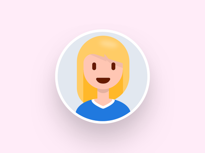 Chatbot Avatar woman girl chatbot