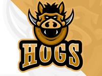 Hogs Logo