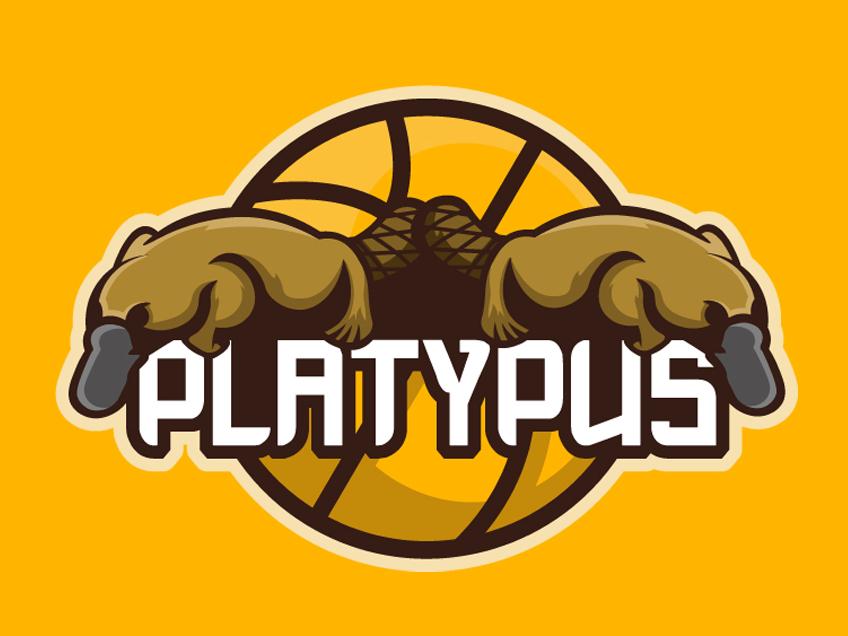 Platypus Logo vector streamer gamer animal team sports brand for sale team logo mascot logo mascot design sport mascot illustration icon branding sports logo logo esports logo design brand