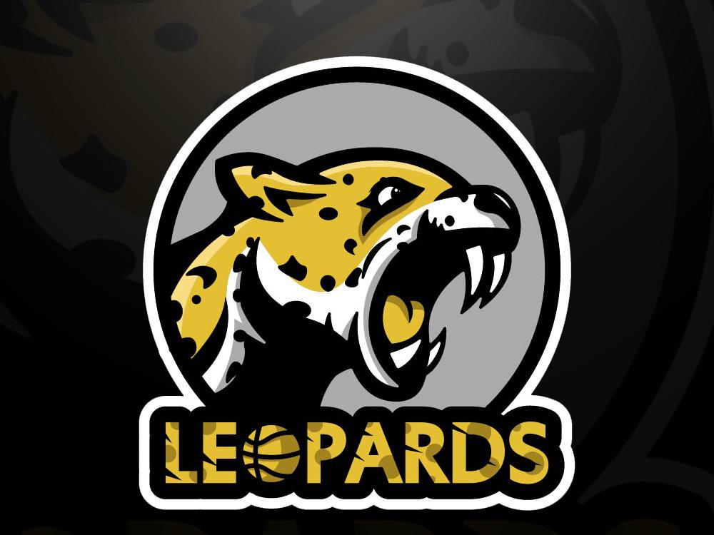 Leopards Logo streamer gamer animal team for sale team logo sports brand mascot logo mascot design sport mascot illustration icon esports logo sports logo design branding brand logo