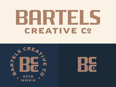 BCC Logo Variants monogram badges logo design brand identity badge vector metallic logo flat copper branding