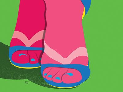 Got Sunscreen? illustration art illustration health lifestyle illustration lifestyle fashion drawing fashion illustration fashion women female legs heels pink suntan sun sunscreen