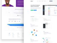 Redux - Saas Landing Page