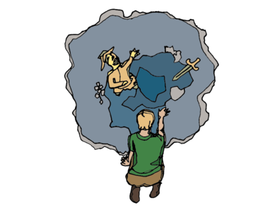 Eustace and the Golden Pool