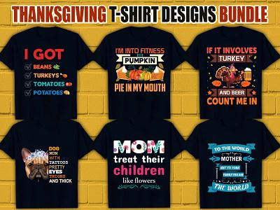 T-shirt Design Bundle graphic design animation t shirt fonts