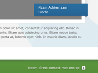Awesome site UI