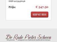 De Rode Pieter Scheen Webshop