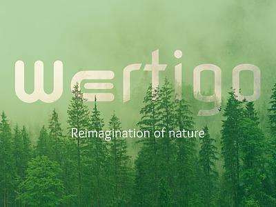 Logo Theme visual gradient nature branding logo design