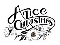 Alice Christmas // Wip