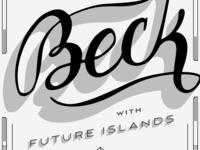 Beck Wip // Courtney Blair