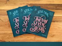 Slug Magazine Cover // 27 Years // Courtney Blair