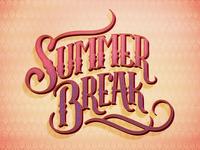 Summer Break  // Courtney Blair