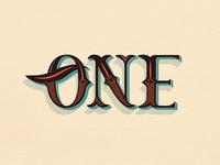 One // Courtney Blair