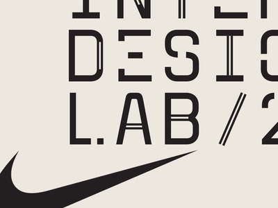 Nike Intern Design Lab