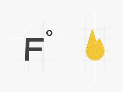 Flint Firestarter flint process firestarter fire product logo
