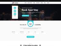 Aravira - Hotel HTML Template