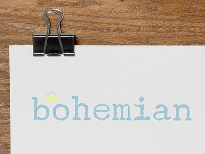 Bohemian Logo logo design graphic design logo design branding
