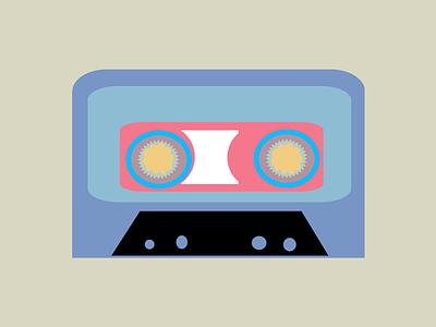 Cassette Tape graphic design graphic design tape cassette tape cassette