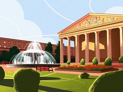 City of youth vector typography illustrator illustration graphic design design