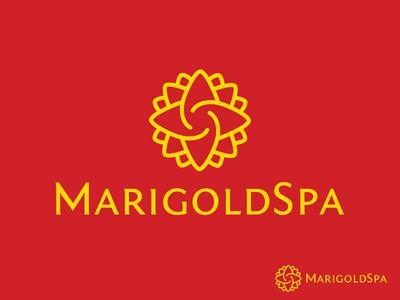 Marigold Spa Logo