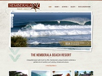 Nemberala Beach Resort Design Comp